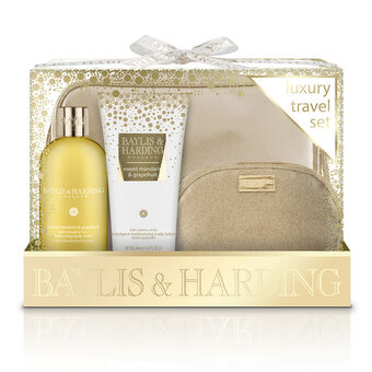 Baylis & Harding Sweet Mandarin & Grapefruit Travel Set, , large