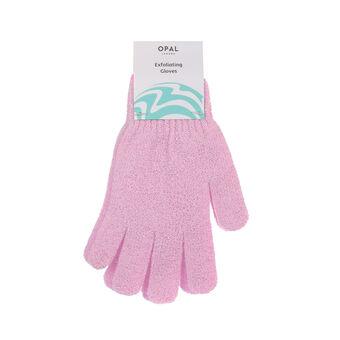 Opal Crafts Exfoliating Gloves Pink, , large