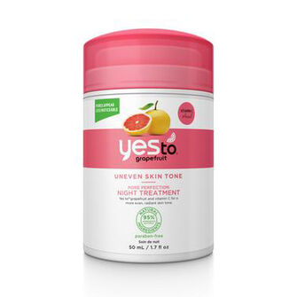 Yes To Grapefruit Pore Perfection Night Treatment 50ml, , large