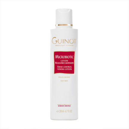Guinot Microbiotic Shine Control Toning Lotion Oily Skin, , large