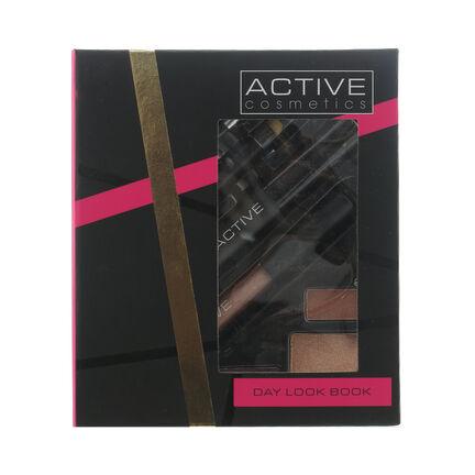 Active Cosmetics Glamour Day Look Make Up Set, , large