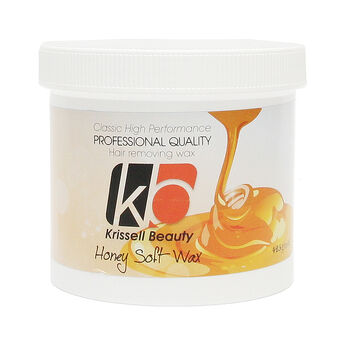Krissell Beauty Honey Soft Wax 425g, , large