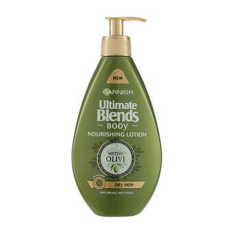 Garnier Ultimate Blends Nourishing Olive Body Lotion 250m, , large