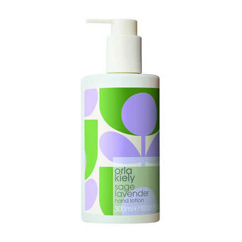 Orla Kiely Sage Lavender Hand Lotion 300ml, , large