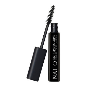 Natio Cosmetics Extreme Volume Mascara 10ml, , large