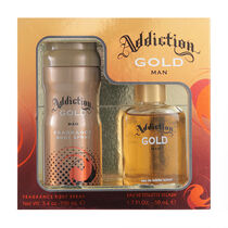 Addiction Gold Man Gift Set 50ml, , large