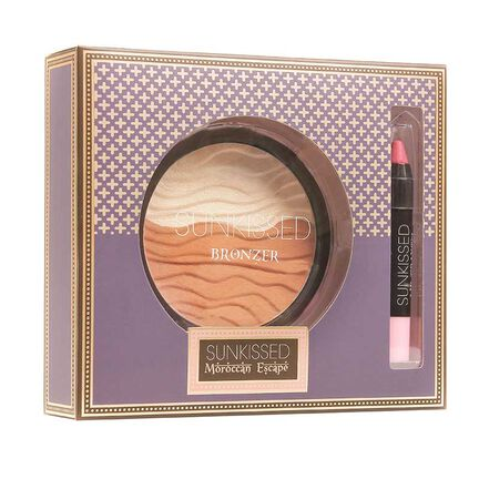 Sunkissed Morrocan Escape Bronzer Set, , large
