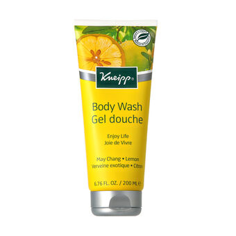Kneipp May Chang & Lemon Enjoy LIfe Body Wash 200ml, , large