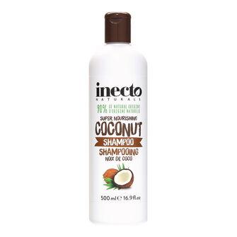 Inecto Naturals Coconut Shampoo 500ml, , large