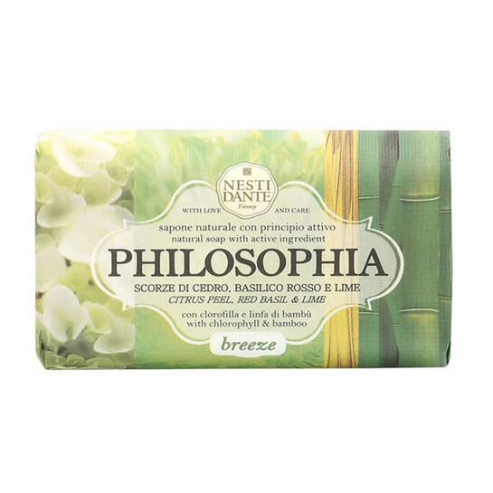 Nesti Dante Philosophia Revitalising Breeze Soap 250g, , large
