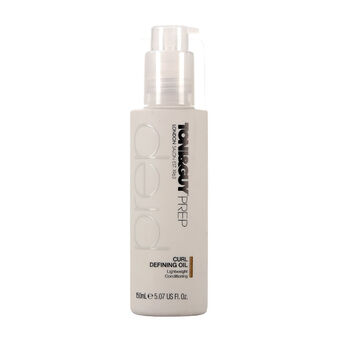 Toni & Guy Prep Curl Defining oil 150ml, , large