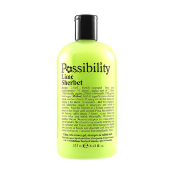 Possibility Lime Sherbet 3 in 1 Formulation 510ml, , large