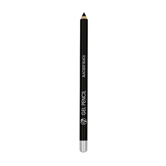 W7 Magic Gel Eye Liner Pencil 1g Black, , large