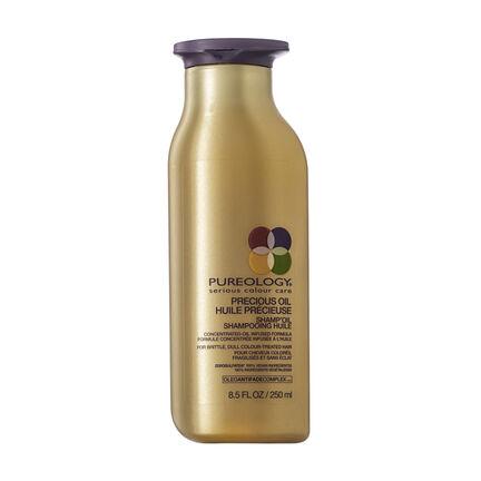 Pureology Precious Oil Shampoo 250ml, , large