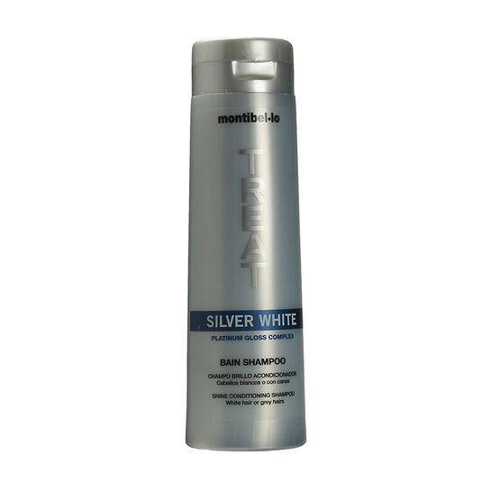 Montibello Treat Silver White Shampoo 300ml, , large