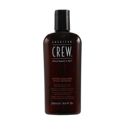 American Crew Power Cleanser Daily Shampoo 250ml, , large