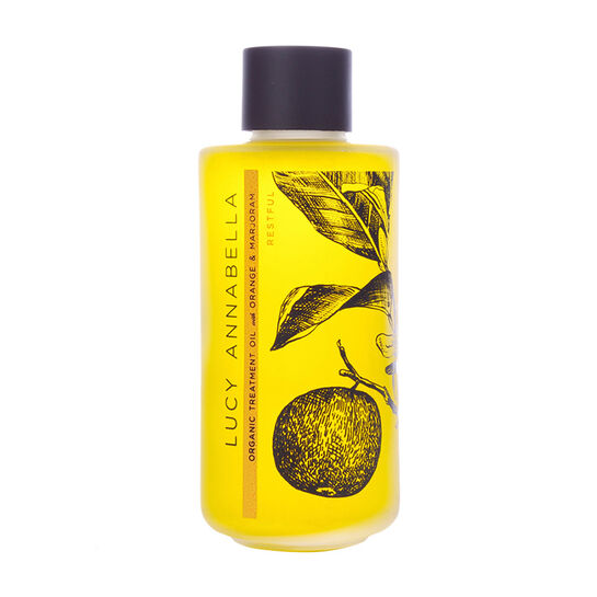 LUCY ANNABELLA Organic Treatment Oil Restful 125ml, , large
