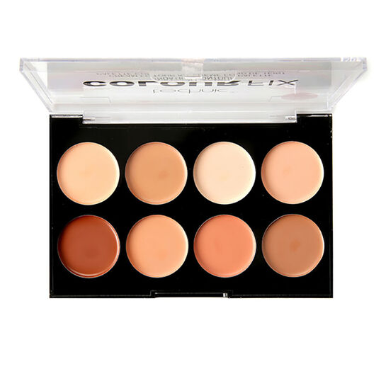 Technic Colour Fix Contour Palette Cream Foundation, , large