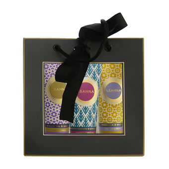Abahna Hand Cream Tube Set Gift Set 3x 50ml, , large