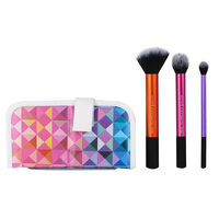 Real Techniques Multitask Set 3 Brushes, , large
