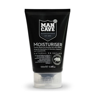 ManCave Borage Moisturiser 100ml, , large