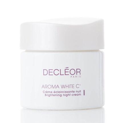 DECLÉOR Aroma White C+ Recovery Brightening Night Cream 50ml, , large