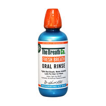 The Breath Co Fresh Breath Mouthwash Icey Mint 500ml, , large