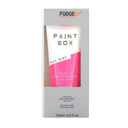 Fudge Paint Box Creatative Colour Semi Permanent 75ml, , large