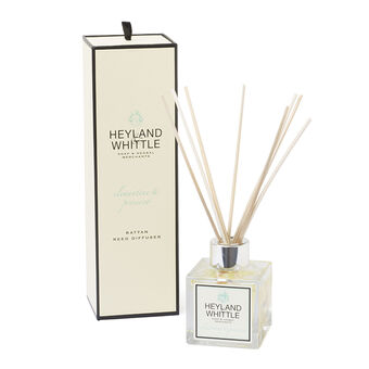Heyland & Whittle Clementine & Prosecco Reed Diffuser 100ml, , large