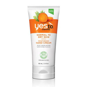 Yes To Carrot Moisturising Hand Cream 85ml, , large
