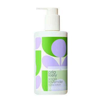 Orla Kiely Sage Lavender Body Milk 300ml, , large