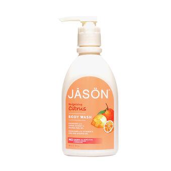 Jason Revitalizing Citrus Body Wash With Pump 887ml, , large