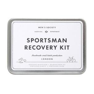 Men's Society Sportsman Recovery Kit, , large