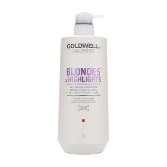 Goldwell Dual Senses Blonde & Highlights Conditioner 1000ml, , large