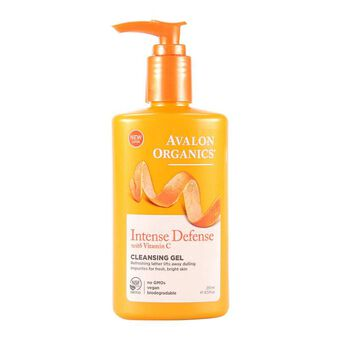 Avalon Organics Vitamin C Refreshing Cleansing Gel 251ml, , large