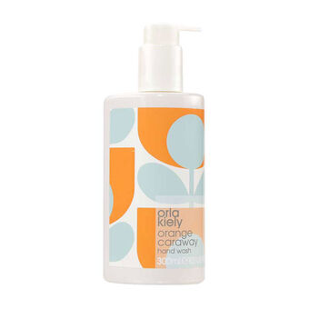 Orla Kiely Orange Caraway Hand Wash 300ml, , large
