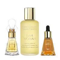 Joan Collins I AM WOMAN Fragrance Silk Collection, , large