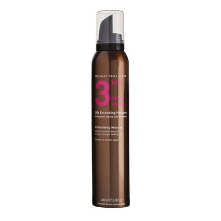 Michael Van Clarke 3 More Inches Haircare Volumising Mousse, , large