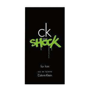 Calvin Klein CK One Shock Man EDT Spray 200ml, 200ml, large
