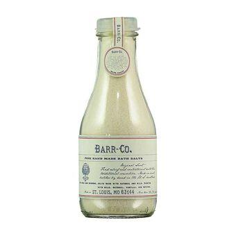Barr-Co Original Bath Salt Soak 1L, , large