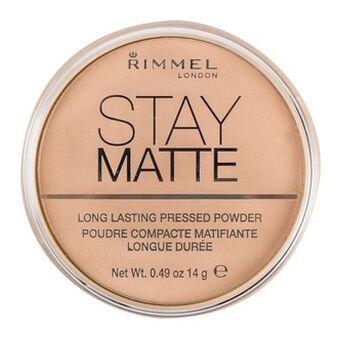 Rimmel Stay Matte Pressed Powder 14g, , large