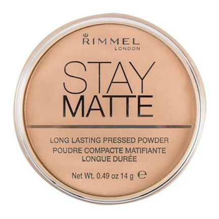 Rimmel Stay Matte Pressed Powder 14g, , large