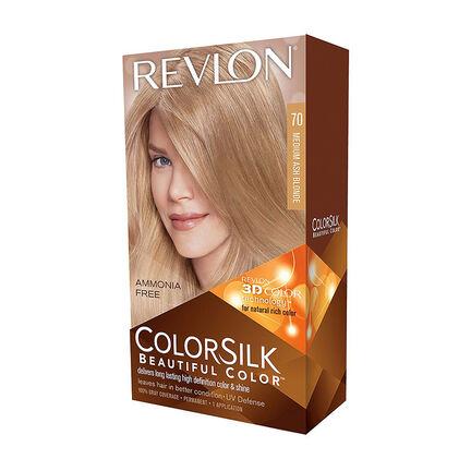 Revlon Colorsilk Beautiful Color Hair Dye, , large