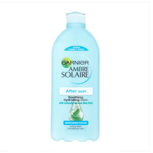 Garnier Ambre Solaire Aftersun Soother 400ml, , large