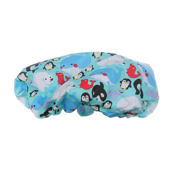 Bath Time Adventures Polar Animals Shower Cap, , large