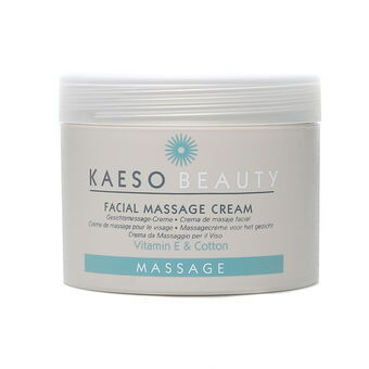 Kaeso Vitamin E & Cotton Facial Massage Cream 450ml, , large