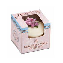 Rose & Co Patisserie De Bain Bath Bomb Strawberry Cupcake, , large
