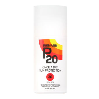 Riemann P20 Once A Day Sun Protection Spray SPF30 200ml, , large