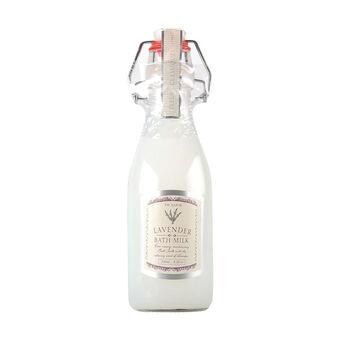 Creative Colours Lavender Classique Bottle Bath Milk 240ml, , large