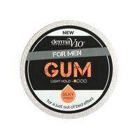 DermaV10 Mens Hair Styling Gum 75ml, , large